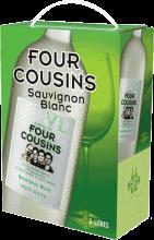 FOUR COUSINS SAUVIGNON BLANC 3 Litre