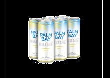 PALM BAY VODKA SODA ELDERFLOWER PEAR 6 x 355 ml