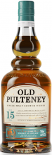 Old Pulteney 15 Year Old Single Malt Scotch Whisky 750 ml