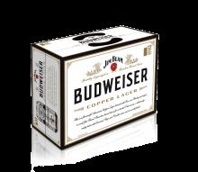Budweiser Copper Lager 12 x 355 ml