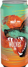 DRIFTWOOD RAISED BY WOLVES IPA 473 ml