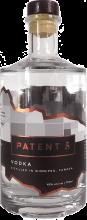 Patent 5 Vodka 750 ml