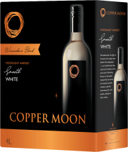 Copper Moon Smooth White 4 Litre
