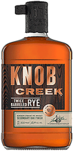 KNOB CREEK TWICE BAR RYE WHISKEY 750 ml
