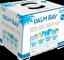 PALM BAY VODKA SODA MIXER PACK 12 x 355 ml