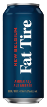 NEW BELGIUM FAT TIRE AMBER ALE 473 ml