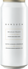 Nonsuch Brewing Belgian Peach Ale 473 ml