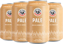 Fort Garry Pale English Amber Ale 6 x 355 ml