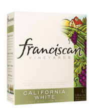 franciscan California White 4 Litre
