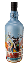 Cazadores Blanco Day of the Dead Limited Edition Bottle 750 ml