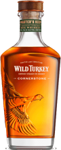 WILD TURKEY MASTER'S KEEP CORNERSTONE KENTUCKY STRAIGHT RYE WHISKEY 750 ml