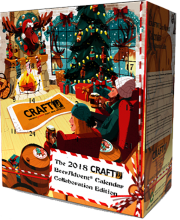 2019 Craft Beer Advent Calendar 24 x 333 ml