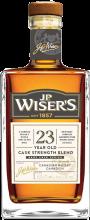 JP WISER'S 23YO CASK STRENGTH CANADIAN WHISKY 750 ml
