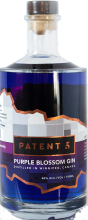 Patent 5 Distillery Purple Blossom Gin 750 ml