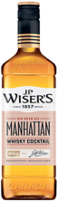 JP WISER'S MANHATTAN CANADIAN WHISKY BEVERAGE 750 ml