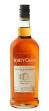 FORTY CREEK DOUBLE BARREL CANADIAN WHISKY 750 ml