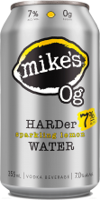 MIKE'S HARD SPARKLING LEMON WATER 6 x 355 ml