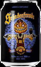 Schadenfreude Pumpkin Octoberfest Lager 355 ml