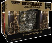 Boneshaker Skull Mug Gift Pack 4 x 473 ml
