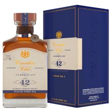 Canadian Club Chronicles 42YO Canadian Whisky 750 ml