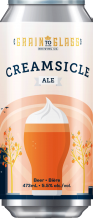 GRAIN TO GLASS CREAMSICLE ALE 473 ml