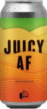 Boombox Brewing Juicy AF IPA 473 ml