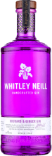 WHITLEY NEILL RHUBARB & GINGER GIN 750 ml