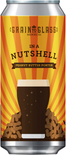 Grain To Glass - Peanut Butter Porter 473 ml