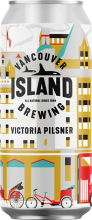 VANCOUVER ISLAND BREWING VICTORIA PILSNER 473 ml