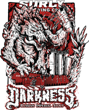 SURLY BREWING C/O - DARKNESS VERTICAL 2250 ml