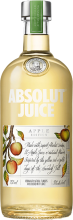 ABSOLUT JUICE APPLE EDITION VODKA 750 ml