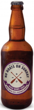 No Boats on Sunday - Mixed Berry Cider 500 ml