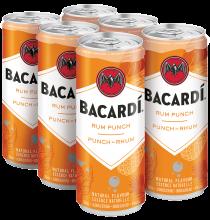 BACARDI - RUM PUNCH 6 x 355 ml