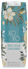XOXO Pinot Grigio Chardonnay 250 ml