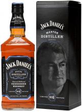 JACK DANIEL'S MASTER DISTILLER NO 6 TENNESSEE WHISKEY 750 ml