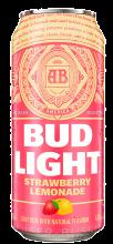 BUD LIGHT STRAWBERRY LEMONADE 473 ml