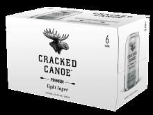 MOOSEHEAD CRACKED CANOE PREMIUM LIGHT LAGER 6 x 355 ml