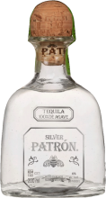 PATRON SILVER TEQUILA 200 ml