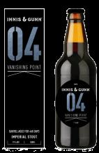 INNIS & GUNN VANISHING POINT 04 IMPERIAL STOUT 500 ml