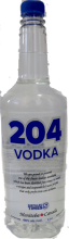204 VODKA 1.14 Litre