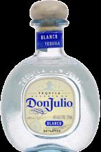 DON JULIO BLANCO TEQUILA 375 ml