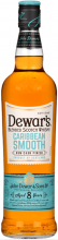DEWAR'S 8 YEAR OLD CARIBBEAN SMOOTH BLENDED SCOTCH WHISKY 750 ml