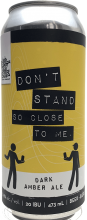 DEVIL MAY CARE DON'T STAND SO CLOSE TO ME 473 ml