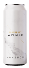 Cranberry Witbier 473 ml
