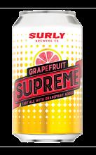 SURLY BREWING GRAPEFRUIT SUPREME ALE 355 ml