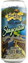 BEE BOYZZ - STAYCATION CARBONATED CRAFT MEAD 473 ml