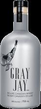 GRAY JAY DELUXE CANADIAN WHISKY 750 ml