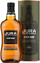 JURA SEVEN WOOD SINGLE MALT SCOTCH WHISKY 750 ml