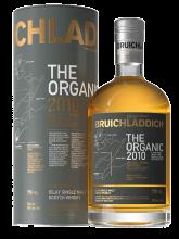 BRUICHLADDICH THE ORGANIC 2010 SINGLE MALT SCOTCH WHISKY 700 ml