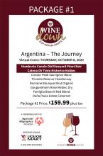 Argentina - The Journey 8 x 750 ml